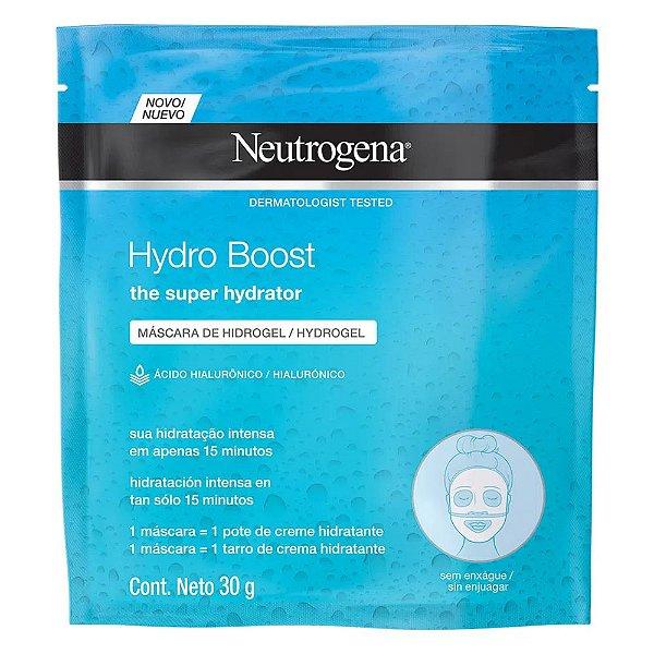 Neutrogena Hydro Boost Máscara Hidrogel 30ml