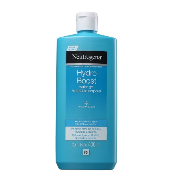 Neutrogena Hydro Boost Water Gel Hidratante Corporal 400ml