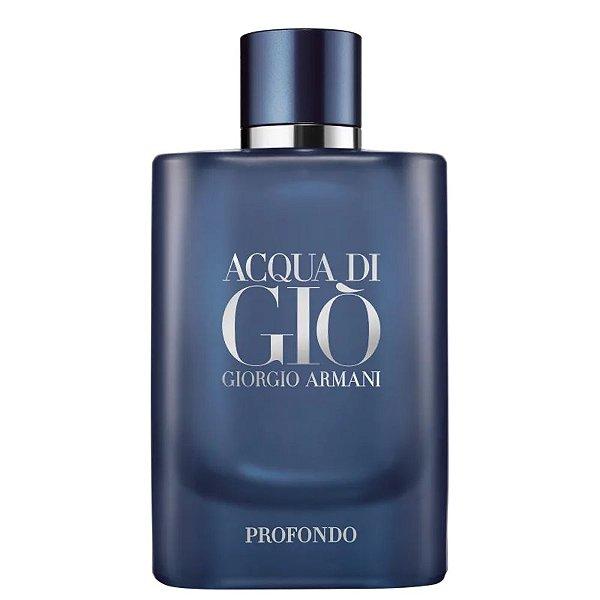 Giorgio Armani Acqua Di Gio Profondo Perfume Masculino Eau de Parfum 75ml