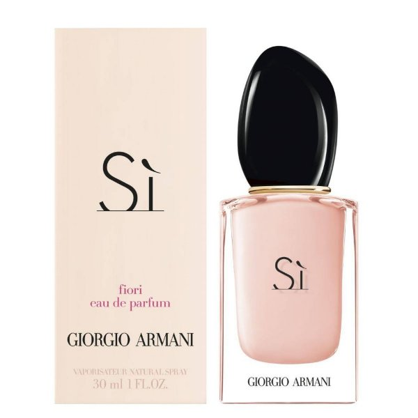 Giorgio Armani Sì Fiori Perfume Feminino Eau de Parfum 30ml