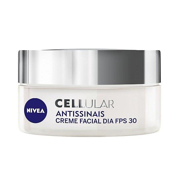 Nivea Cellular Filler Antissinais Creme Facial Dia FPS30 52g