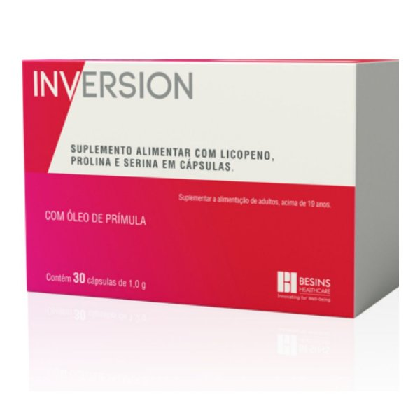 Besins Healthcare Inversion 30 Cápsulas