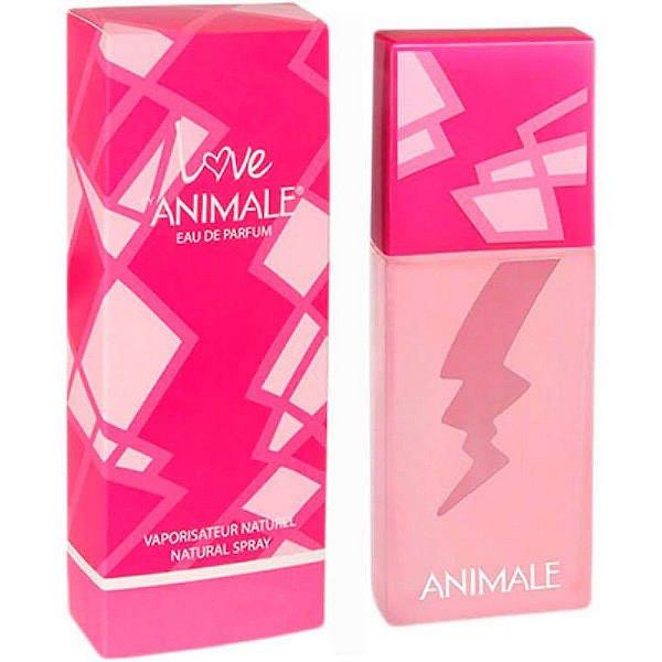 Animale Love Perfume Feminino Eau de Parfum 50ml
