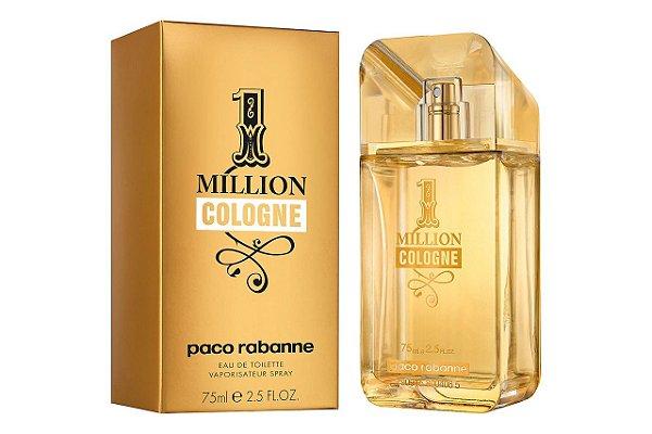 Paco Rabanne 1 Million Perfume Masculino Eau de Toilette 75ml