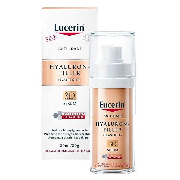Eucerin Hyaluron Filler Elasticity 3D Serum Anti-idade 30ml