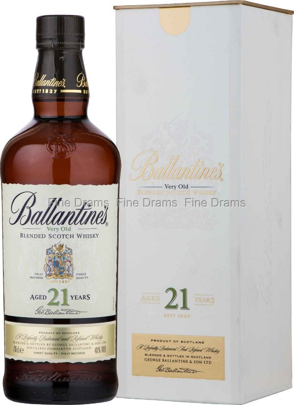 Whisky Ballantines 21 700ml