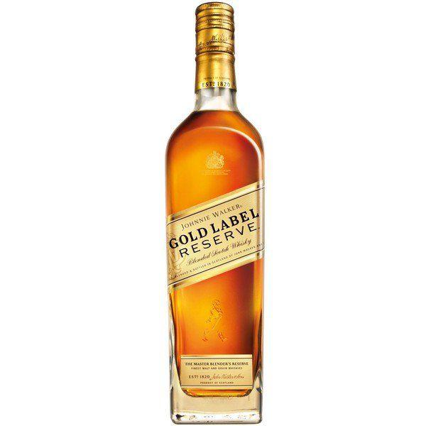 Whisky Johnnie Walker Gold Reserve 750ml