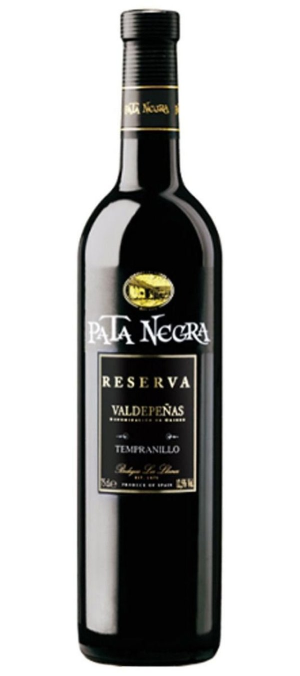 Vinho Pata Negra Reserva Tempranillo 750ml
