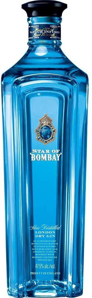 Gin Star of Bombay 750ml