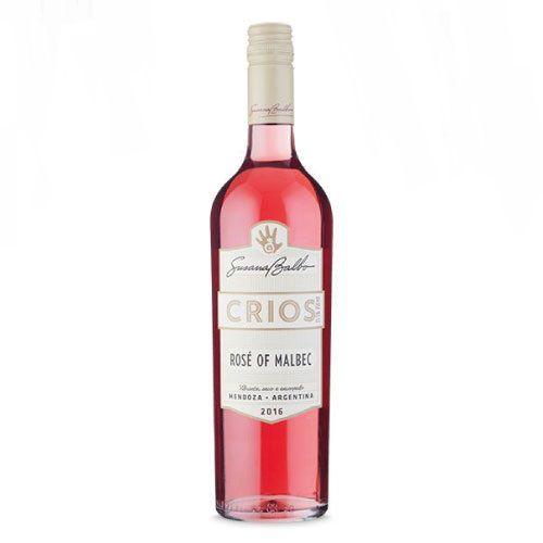 Vinho Crios Malbec Rose 750ml