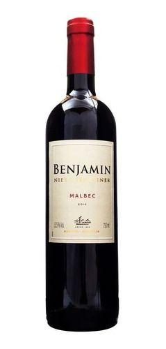 Vinho Benjamin Nieto Cabernet Malbec 750ml