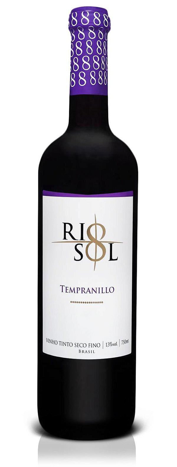 Vinho Rio Sol Templanillo 750ml