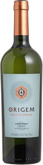 Vinho Origem Casa Valduga Chardonnay 750ml