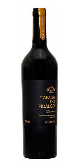 Vinho Tapada Do Fidalgo Reserva Tinto 750ml