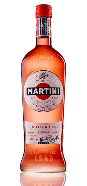 Vermuth Martini Rosato 750ml