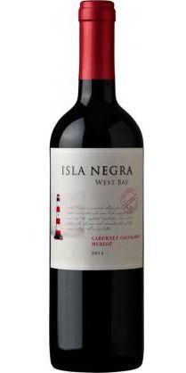 Isla Negra West Bay Merlot & Cabernet Sauvignon 750ml