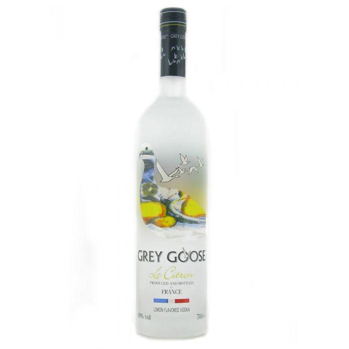Vodka Grey Goose Le Citron 750ml