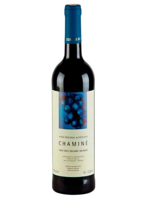Vinto Tinto Cortes de Cima Chaminé 750ml