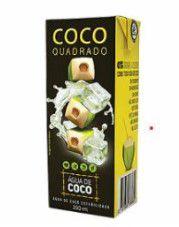 ÁGUA DE COCO COCO QUADRADO 27X200ML