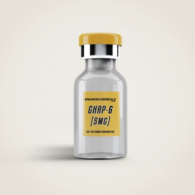 GHRP-6 (5MG) - Enhanced Chemicals