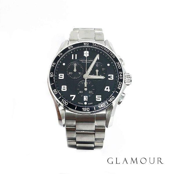 2128ab47cd9 Relógio Victorinox Chrono Classic Xls 241650 - GLAMOUR