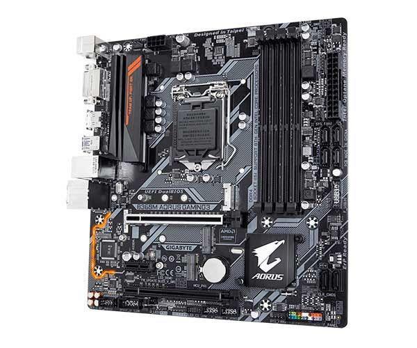 Motherboard Aorus B360M Gaming 3