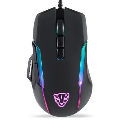 Mouse Gamer Motospeed V90 - Preto 12000DPI