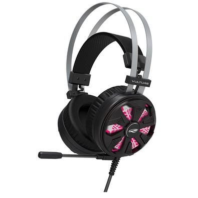 Headset Gamer C3Tech Vulture 7.1 Preto