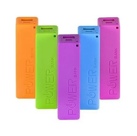 Carregador Portátil USB Smartogo Multilaser  Sortido - CB078