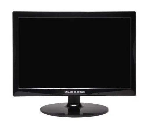 Monitor LED 15,4 VGA Bluecase