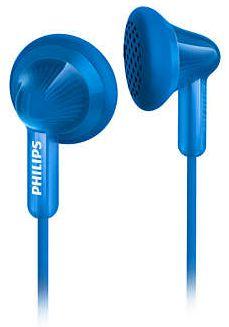 Fones de ouvido SHE3010BL/00 Azul - Philips