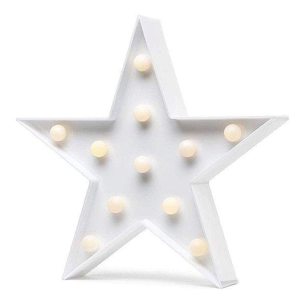 Luminária Led Estrela Dots Decor Ll Elgin