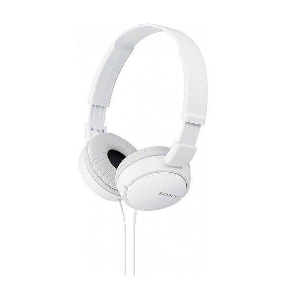 Headphone Mdr-Zx110/W - Branco