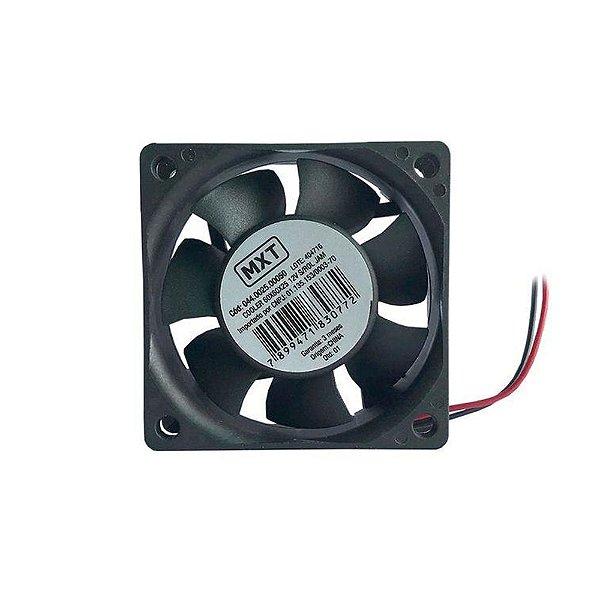 Micro Ventilador 60x60x25mm 12V 60mm - Cooler Ventoinha Jam