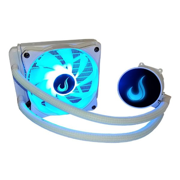 Water Cooler Rise Mode Frost, 120mm, RGB - RM WCZ 01 RGB