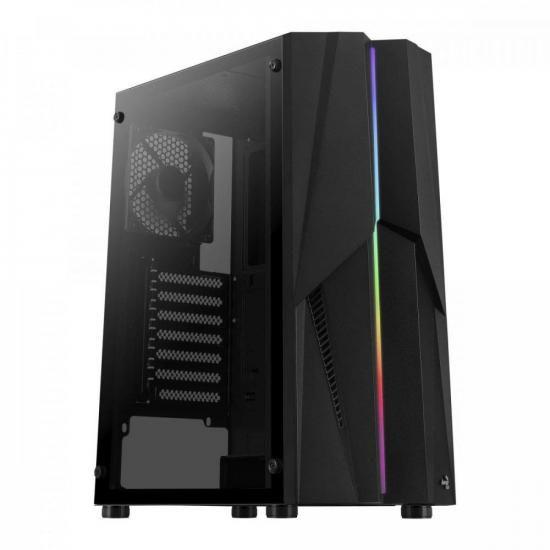 PC GAMER LIDER GOLD- R5 3500/AB450M/16GB DDR4/SSD 240GB/500W/RX 550 4GB/GABINETE GAMER