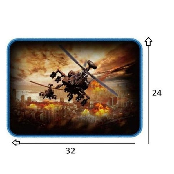 Pad Mouse Gamer K6 - Dimensiones: 32*24 ( Xtreme ) MODELOS SORTIDOS