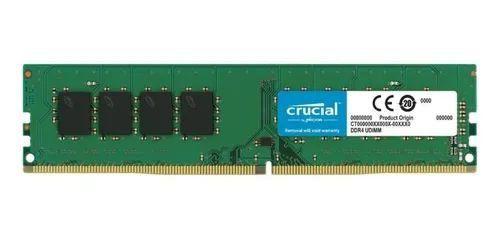 MEMORIA PC 8GB 3200MHZ DDR4 CRUCIAL