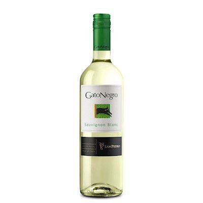 Vinho Branco Chileno Gato Negro Sauvignon Blanc 750ml