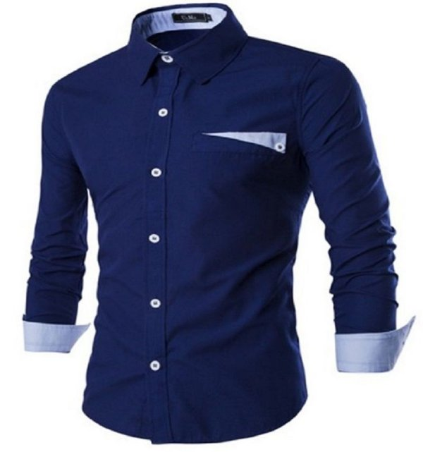Camisa Social Premium Slim Estilo Noruega