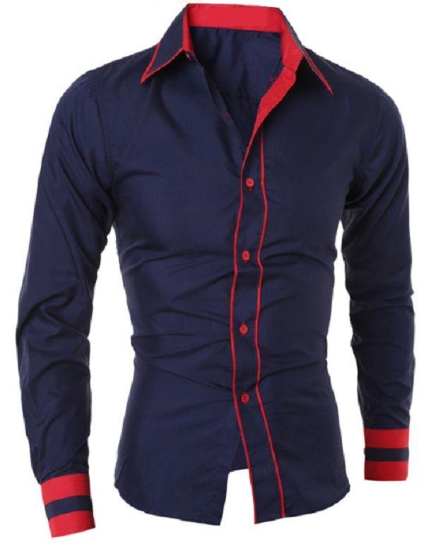 Camisa Social Masculina Premium Estilo Dubai