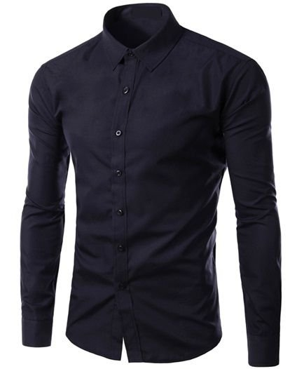 Camisa Social Slim Premium Estilo Executivo