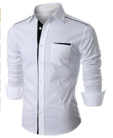 Camisa Social Slim Fit Estilo Italiano