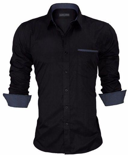 Camisa Social Slim Premium Estilo New York