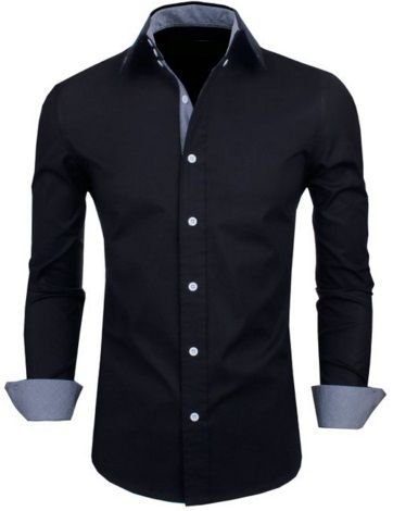 Camisa Social Slim Fit Estilo Veneza