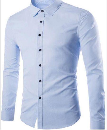 Camisa Social Slim Fit Lançamento