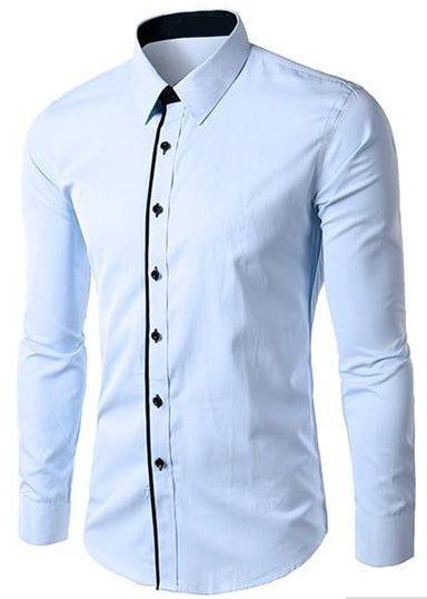 Camisa Social Premium Slim Estilo Holanda