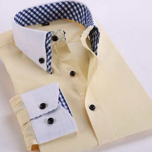 Camisa Social Slim Premium Estilo Escócia