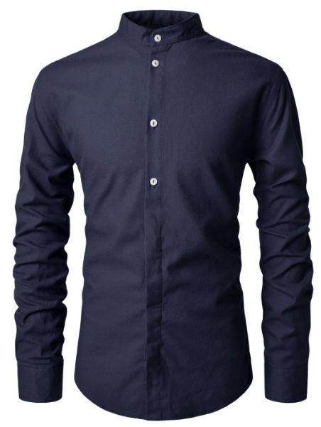 Camisa Slim Noblemen's Estilo Finlândia