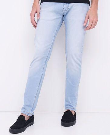 Calça Jeans Lycra Masculina Skinny